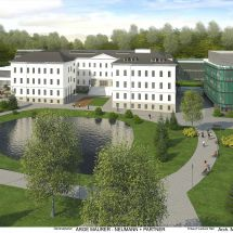 Institute of Science and Technology Austria (ISTA) MAIN